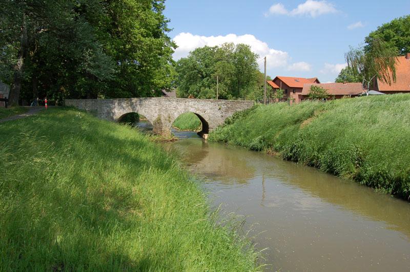 Römerbrücke in Hunteburg DiVa Walk