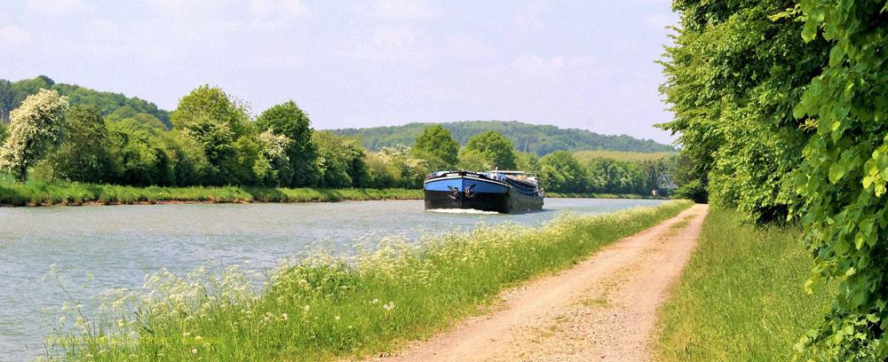 Mittellandkanal Stirpe-Oelingen Radweg