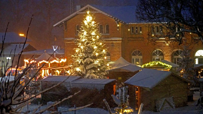 Nikolausmarkt in Bohmte