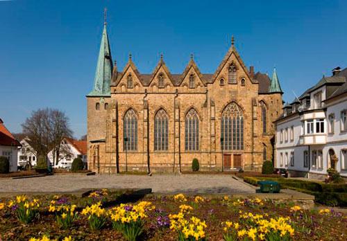 St. Lambertus Kirche in Ostercappeln