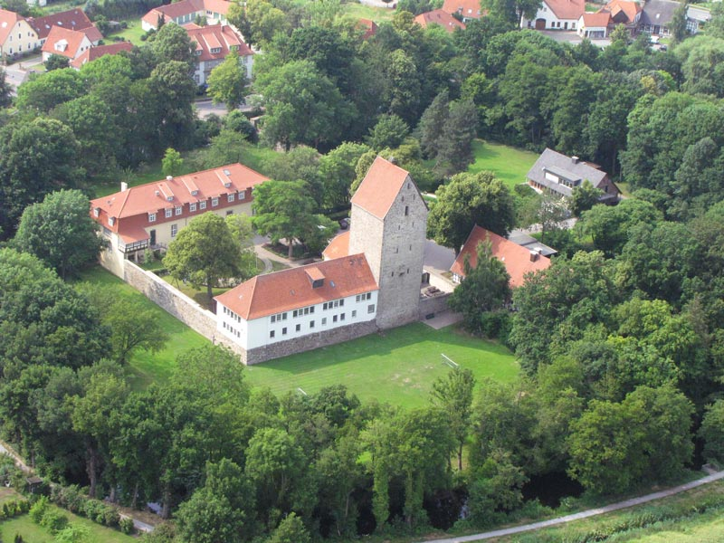 Wittlager Burg in Bad Essen